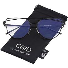 CGID MJ74 Ojos De Gato Gafas Gafas de sol para mujer
