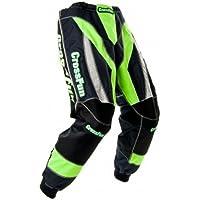 Crossfun MX BMX Kinder Motocross Handschuhe orange Größe XS