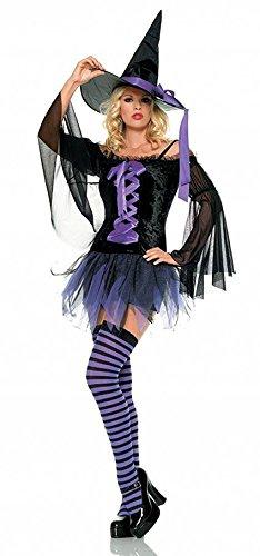 Carnevali Strega Sexy Costume Adulto