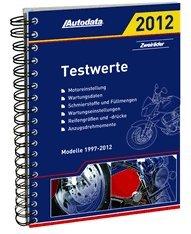 Autodata Zweirad-Testwerte 2012