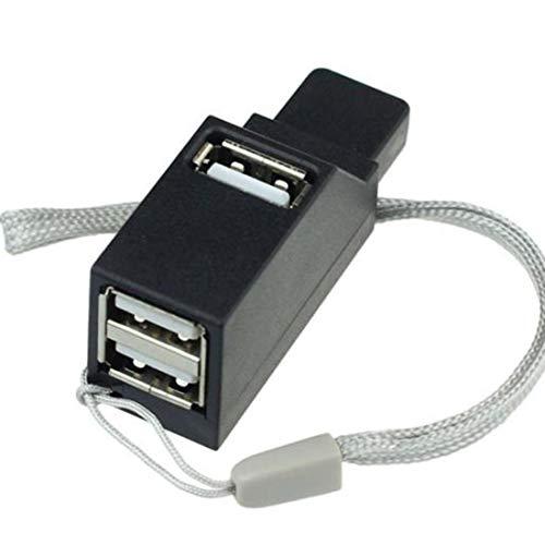 NoyoKere USBMiniUSBKabelSplitterAdapter für Hubs mit 3 Anschlüssen