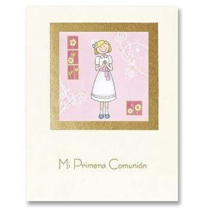 Edicromo - Album/Libro comunión Encuadernado, 33 x 27 cm (21510)