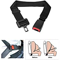 Extensor De Cinturón De Seguridad Para El Coche, Ajustable De Alta Calidad 25-80Cm Cinturón De Seguridad De Automóvil Cinturón De Seguridad Del Coche Universal Hebilla Extensor Accesorios