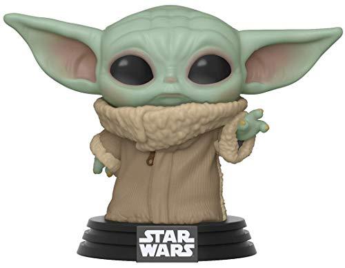 Funko 48740 POP Star Wars: Mandalorian-The Child Mandalorian Collectible Toy, Multicolor