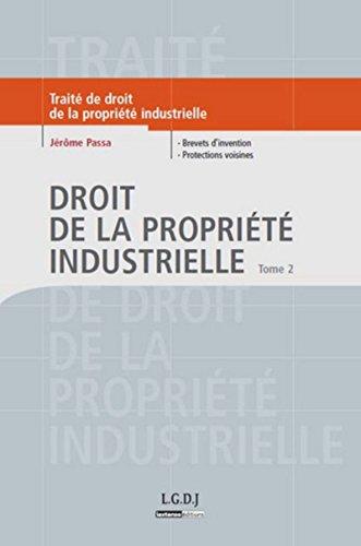 Droit de la propriété industrielle T2