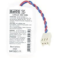 Pile Batterie Alarme BATLI05 - 3,6V - 4,0Ah - Compatibile DAITEM/LOGISTY