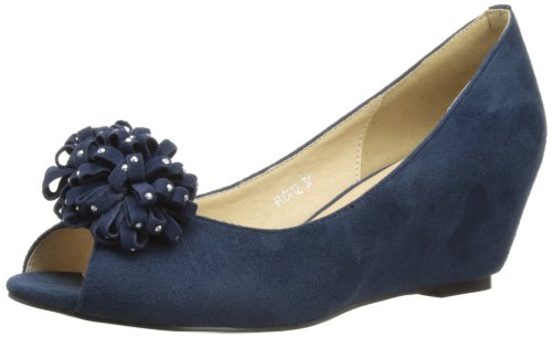 lunar-womens-peep-toe-flc412-navy-5-uk-38-eu