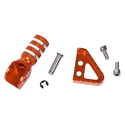 Bremspedale und Getriebeteile für KTM Motorräder Landslide Brake Pedals And Gear Spare