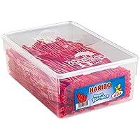Haribo Mega Torcida Roja Geles Dulces - 1800 gr