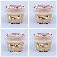 SAIPRO Dairy Dessert Kharvas, 110gm*4= 440 gm (Pack of 4 Cups)