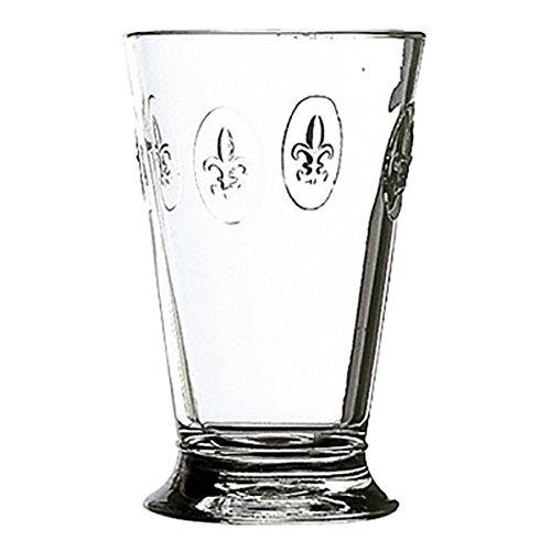 La Rochère Longdrinkglas Fleur de LYS 30cl (6er-Set)