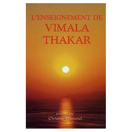 L'enseignement de Vimala Thakar
