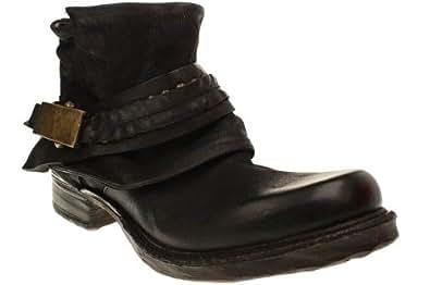 Airstep SAINT METAL - Damen Stiefelette Cowboy-/ Bikerstiefelette Boots - 717205