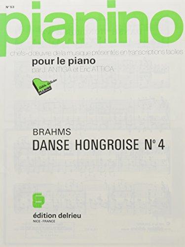 Danse hongroise n°4 - Pianino 53