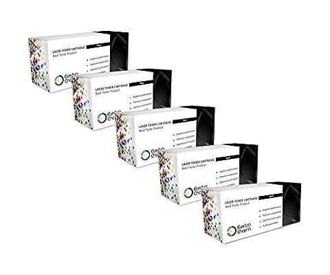 ElectroCharm Compatible Toner Cartridge Replacement for HP Color LaserJet 3500 / 3500N / 3550 / 3550N (Black -