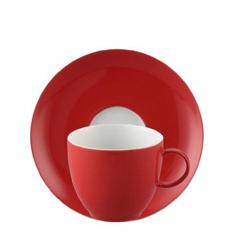 Thomas 10850-408525-28259 Set 2 Kaffeetassen Sunny Day New Red