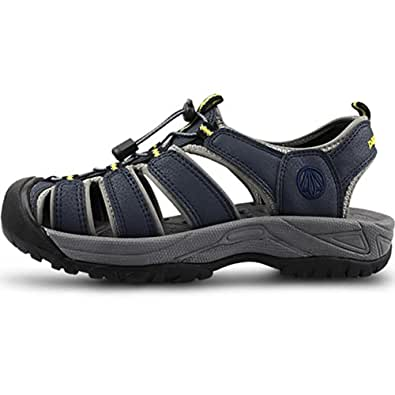 New Paperplanes Summer Aqua Sports Athlectic Sandals Womens Shoes Navy (3)