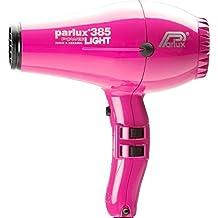 Parlux 385 Power Light Secador, color rosa