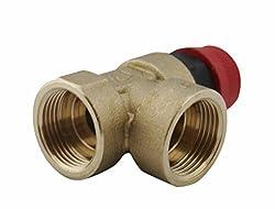 Boiler Safety Pressure Relief Valve 1/2