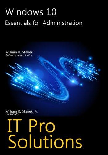 Windows 10: Essentials for Admin...