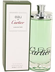 Eau de Cartier par Cartier–Eau de Toilette en flacon vaporisateur (Unisexe concentrée en flacon) 189,9gram...