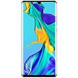 Huawei P30 Pro Smartphone débloqué 4G (6,47 pouces - 8/128 Go - Double Nano SIM - Android 9.1) Noir [Version Française] [Offre avec bon d'achat]