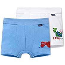 Schiesser 2pack Hip Shorts - Bóxer Niñas
