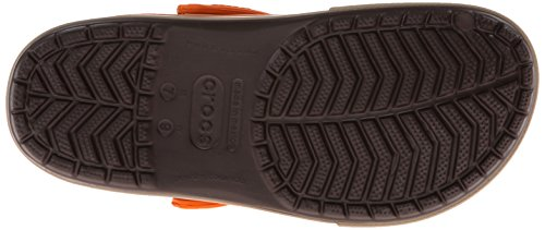 Crocs Band 2.5, Sabots mixte adulte Marron (Mahogany/Tumbleweed)