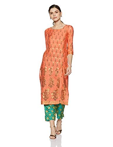 Aurelia Women's Pleated Kurta