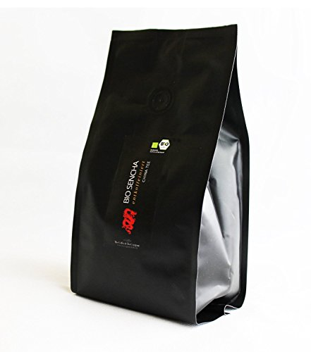 BIO Sencha China entkoffeiniert - Qualitätstee Sencha ohne Koffein (500 Gramm)
