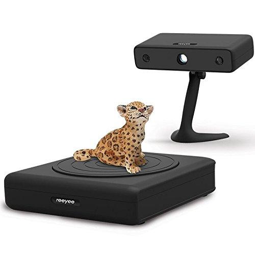 wiiboox 3D Objekt Scanner 3D Objekt Scanner, 1,31Millionen Pixel, Advanced Laser
