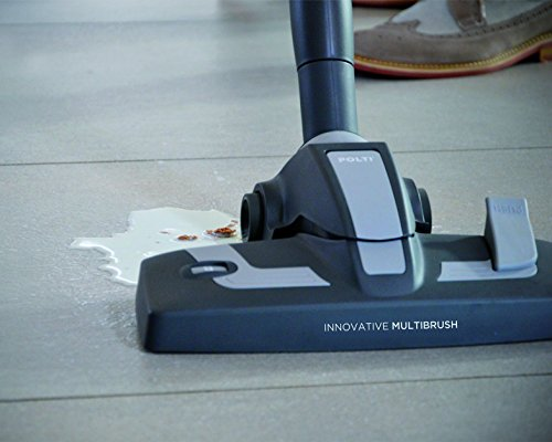 polti pbeu0079 multizyklon nass und trockenstaubsauger mit integriertem dampfreiniger. Black Bedroom Furniture Sets. Home Design Ideas