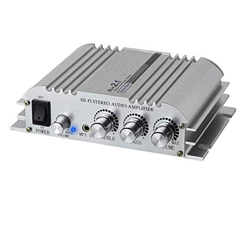 LiNKFOR Mini Amplifier Hi-Fi 2.1...