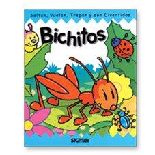 Bichitos/Bugs (TREBOL) por Paula Vera