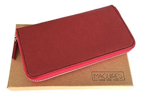 Maguire's , Damen-Geldbörse, rot (rot) - PPR1