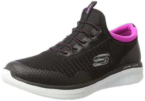 Skechers-Synergy-20-Mirror-Image-Entrenadores-para-Mujer