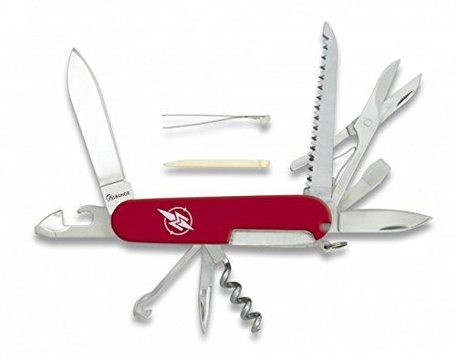 Martinez Albainox 15 Funktionen Taschenmesser, mit Säge, Schere, Pinzette u.v.m. -