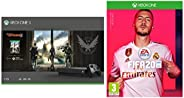 Microsoft Xbox One X 1TB Console - Tom Clancy's the Division 2 Bundle + FIFA 20 (Xbox One)