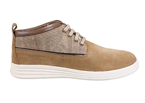 Woodland Men's Camel Sneakers - 9 UK/India (43 EU)(GC 2215116)  available at amazon for Rs.1555