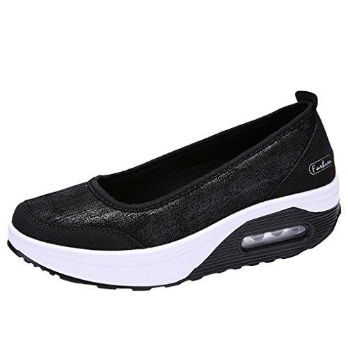 Overdose-Chaussures Platform Trainers Femme Tennis à...