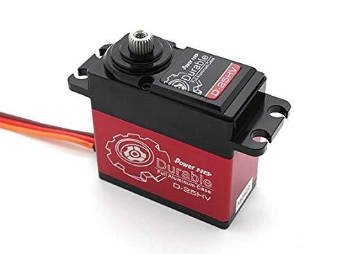Power HD - Soporte Amortiguador, K.LAW59, Carbono.