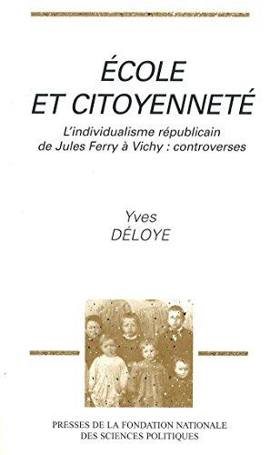 Livre gratuits en ligne Ecole et citoyenneté epub, pdf