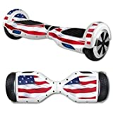 #2: MightySkins Protective Vinyl Skin Decal for Self Balancing Scooter Hoverboard mini hover 2 wheel
