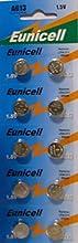 10x pilas AG13LR44pilas de botón-A76L1154SR44G13357-1.5V