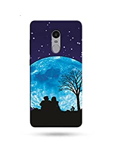 Xiaomi Redmi Note 4 Printed Mobile Cover / alDivo Designed Printed Mobile Cover For Xiaomi Redmi Note 4