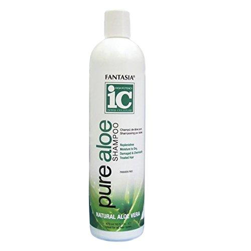 Fantasia IC Shampooing 100% Pure Aloe 473 ml