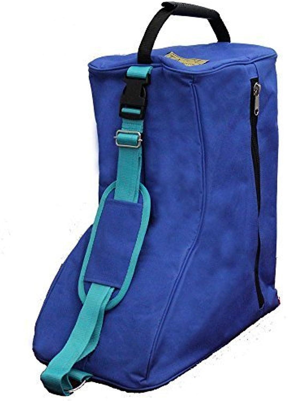 Tahoe 3 3 3 Layers Padded Western avvio Carry Bags, Royal blu turchese Trim by Tahoe | acquistare  | Maschio/Ragazze Scarpa  9adb1b