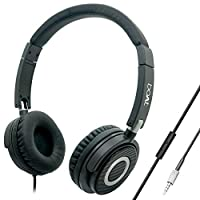 The boAt BassHeads 900 wired headphones come with an amalgamation of style with performance. Now get ready to enjoy your favorite tunes with Super Extraaaa Bass and crystal-clear sound performance with BassHeads 900. Experience powerful, dynamic soun...
