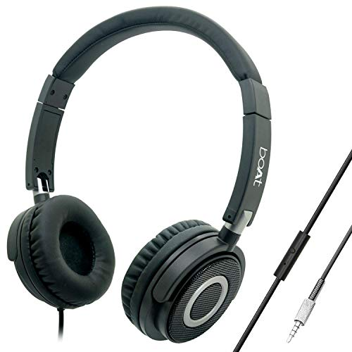 boat bassheads 900 wired headphone with mic in cheapest rate 6