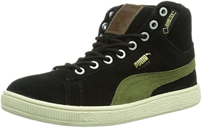 Puma Suede Mid Classic+ GTX® - zapatillas deportivas altas de cuero unisex